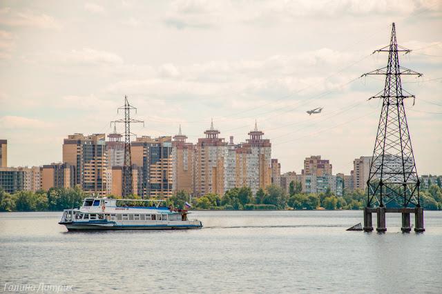 Теплоход Воронеж