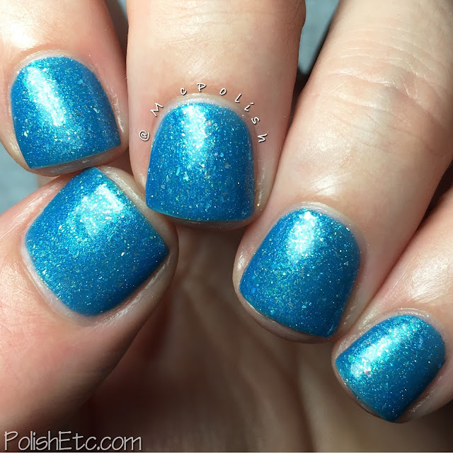 Nine Zero Lacquer - The Valley Isle Collection - McPolish - Trade Winds