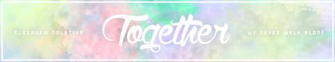 Esta postagem faz parte da Blogagem Coletiva de maio do Together, um projeto para unir a blogosfera!