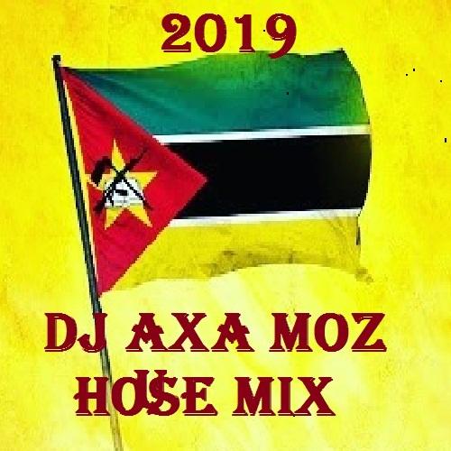 DJ AXA MOZ - HOUSE MIX 2019