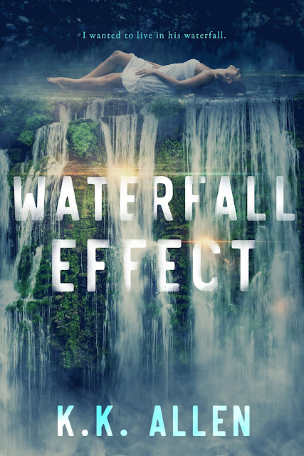 Cover Reveal for Waterfall Effect by K.K. Allen