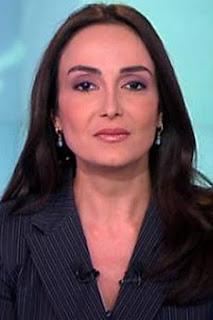 نادين هاني (Nadine Hani)، مذيعة لبنانية