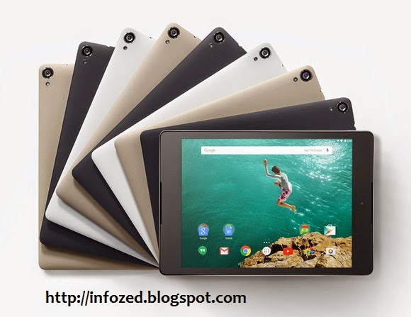 Google, Nexus 9, Lollipop, Android, Android Latest Version, Google Nexus 9, Nexus9, HTC, iPad killer, Tablet, Tablet PC, Android Tablet, Nvidia, Tegra, QXGA, AMOLED, GeekBench,