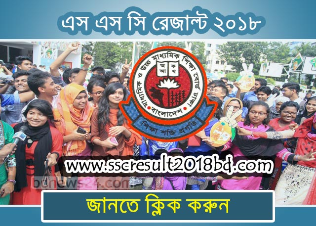 SSC Result 2018 Dhaka Board