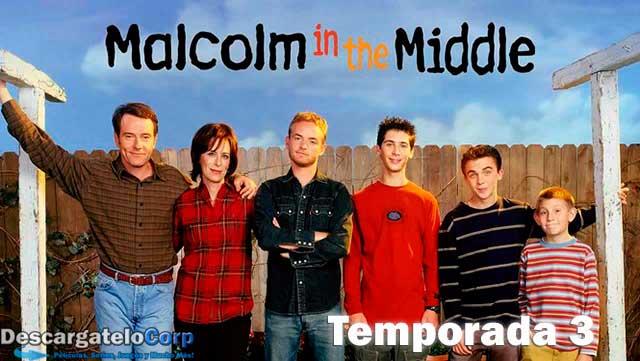 Malcolm el de en Medio Temporada 3 Completa Español Latino