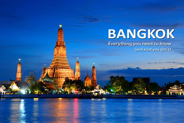 fakta, unik, bangkok, thailand, krung thep