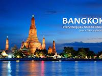 Bangkok, Nama Kota Terpanjang di Dunia