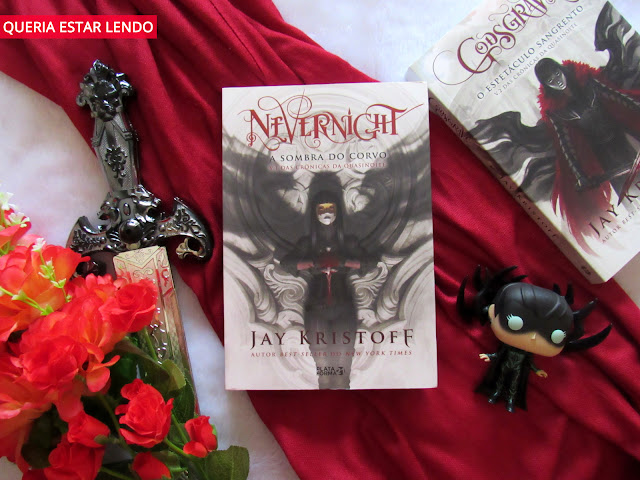 Li até a página 100 e... #86 - Nevernight