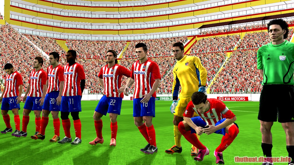 patch update 2015 - 2016 FIFA 2010