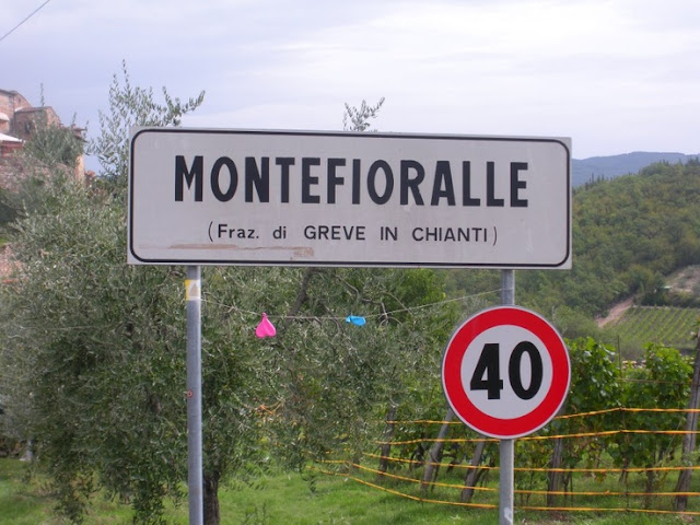 Vinícola Montefioralle Winery em Chanti na Toscana