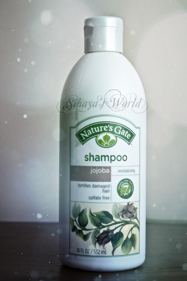 nature's gate jojoba revitalizing shampoo iherb discount code SIH411