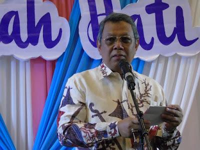 Wali Kota Tangerang Selatan
