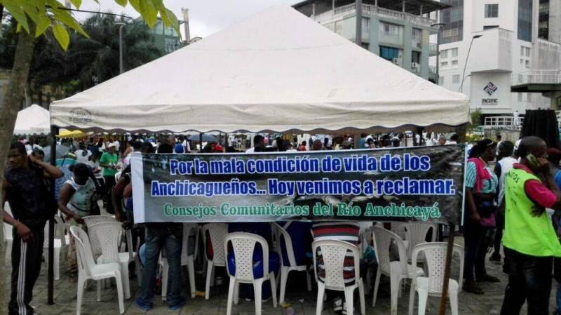 En Colombia, comunidades del río Anchicayá están esperando justicia