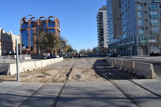 FGV firma el contrato que permite iniciar las primeras obras de la Línea 10 de Metrovalencia