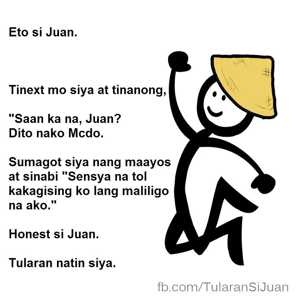 Tularan si Juan meme 4