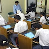 Contoh Format Rekapitulasi Daftar Nilai Ujian Semester