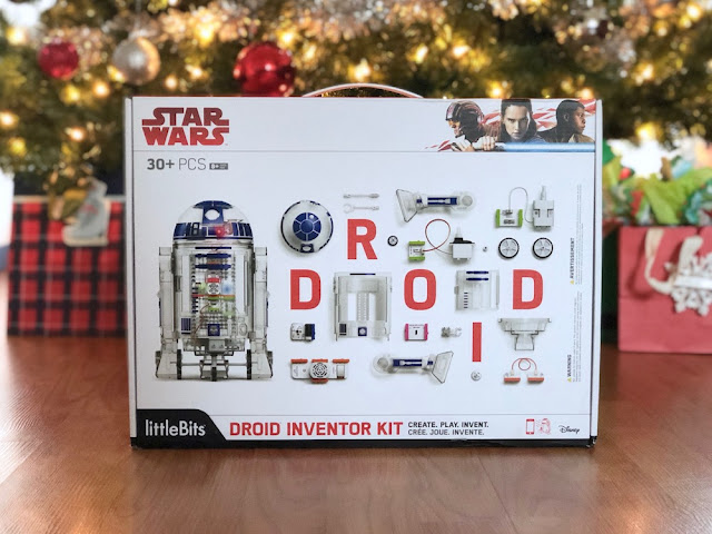 littleBits Droid Inventor Kit - Toronto Teacher Mom Holiday Gift Guide