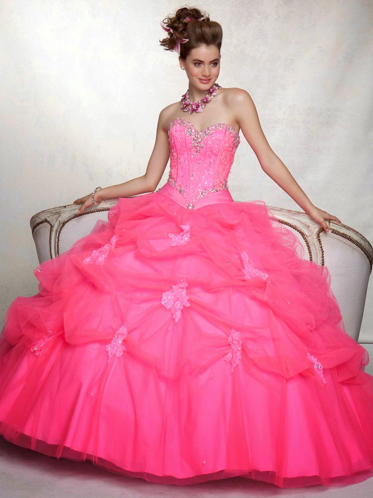 Exclusivos vestidos de 15 años | Colección fiesta | 101 Vestidos de ...