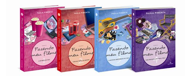 Especial: Paula Pimenta - o sucesso literario da menina grande. 19