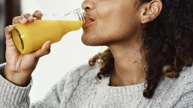 Hindari Minuman Ini Saat Buka Puasa
