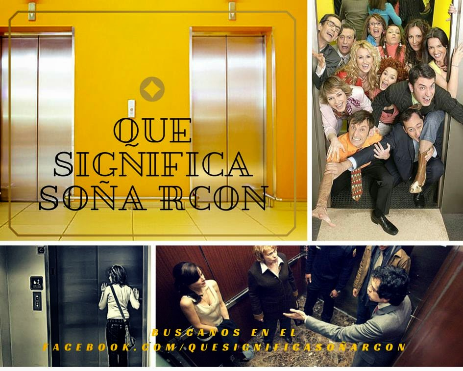cual es el significado de soñar con elevadores
