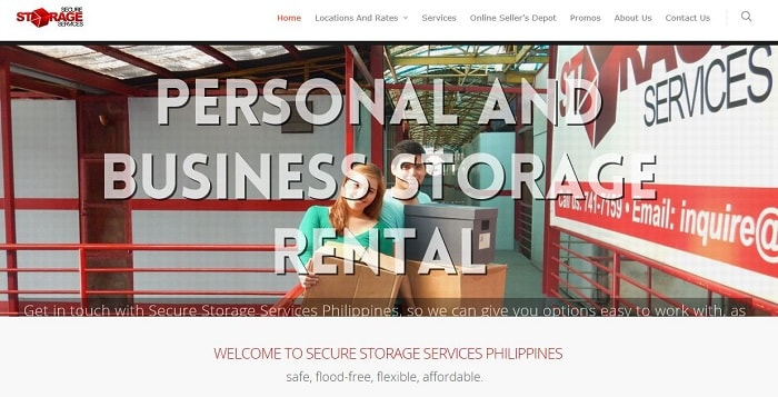 7 Storage Warehouse in Manila