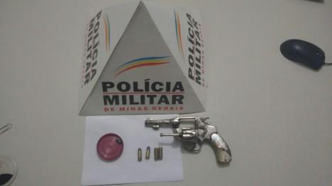 Homem ferido com tiro na mão é preso após ser atendido na Santa Casa de Andradas, MG