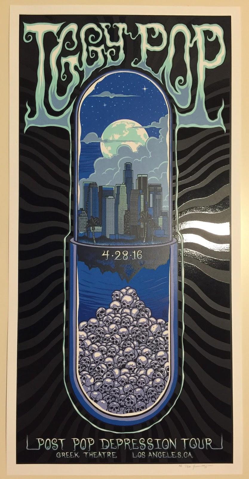 Poster Frame  Poster Frames Los Angeles Poster Template Frame - Los angeles posters vintage