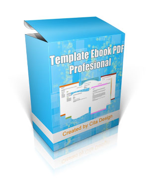 Template ebook pdf profesional