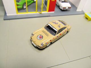 Tomica Porsche 911 World Tour