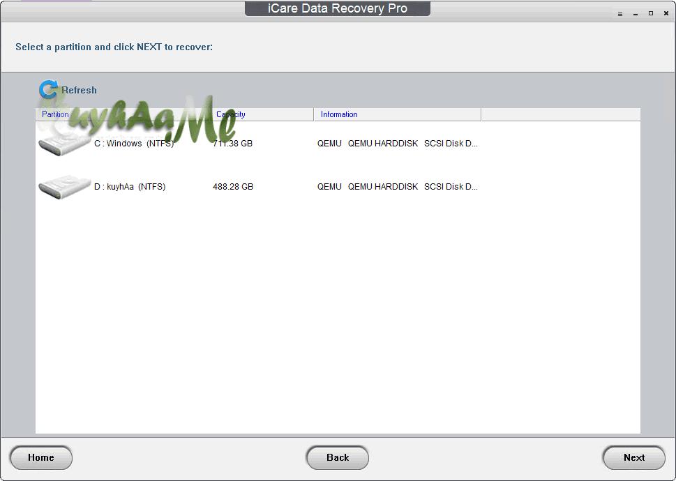iCare Data Recovery Pro kuyhaa