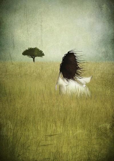 por Maja Lindberg | ilustraciones imaginativas, infantiles, tristes, sentimientos y emociones, imagenes bonitas, illustration art, cool stuff.