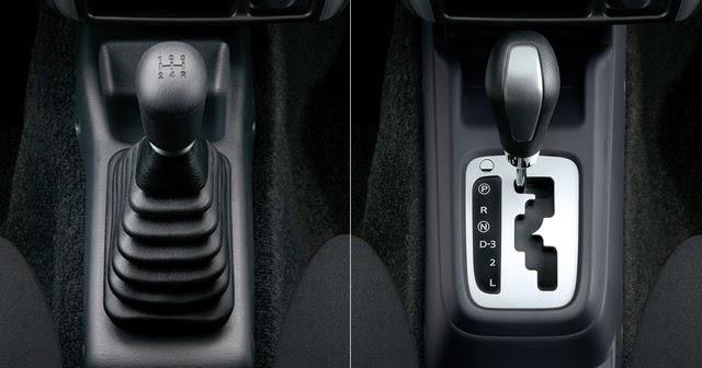 modifikasi ringan transmisi mobil manual jadi matic