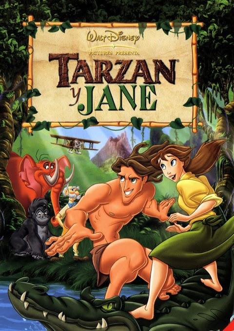 Tarzani dhe xheni Dubluar ne shqip