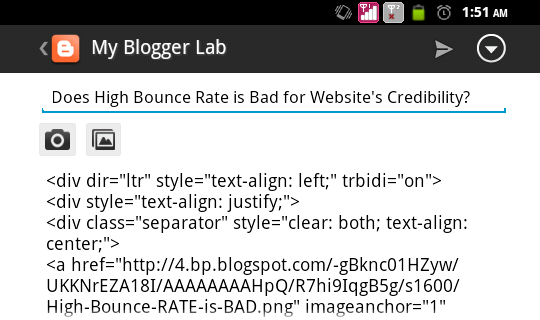 My Blogger Lab: Blogger Releases New and Improved Official