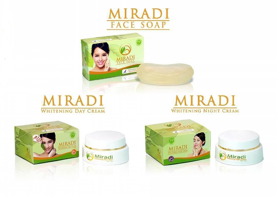 Detail Product Miradi Skin Care
