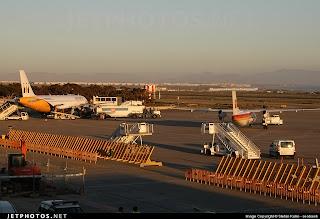 Almería es el tercer aeropuerto español que más crece en junio