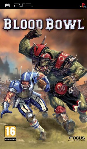 Blood Bowl - PSP - ISO Download