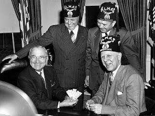 president harry truman shriner fez