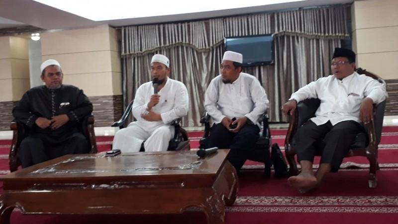 Panitia Tamasya Al-Maidah gelar konferensi pers