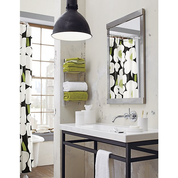 Decorated Mantel Easy Bathroom Upgrades For Spring