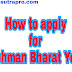 How to apply for Ayushman Bharat Yojana