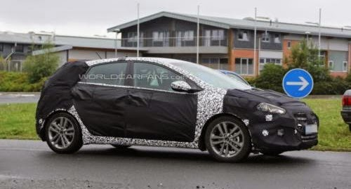 2015 Hyundai i30 Casus Resimler