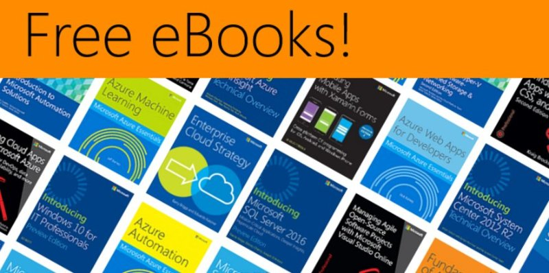 FREE Microsoft eBook Giveaway - Download Immedietly - Share