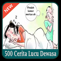 500 Cerita Lucu Dewasa