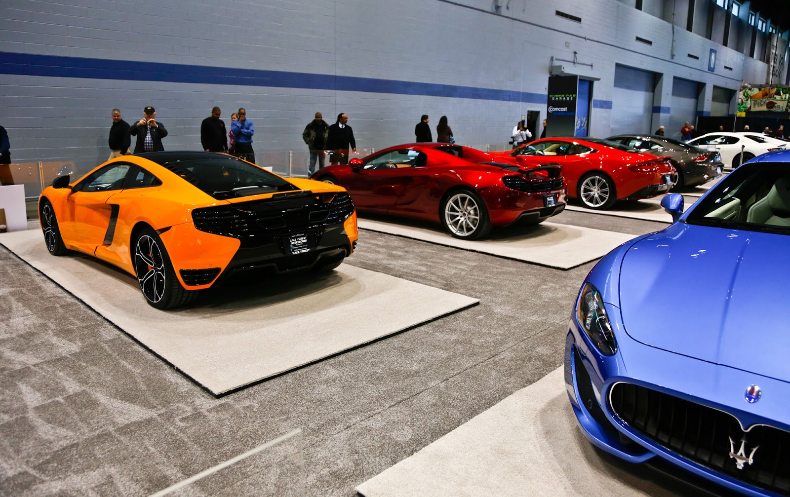 Cars Model 2013 2014: Top 10 Things To See At The 2013