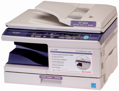 Image Sharp AL-2030 Printer Driver