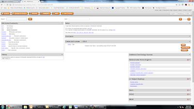 web dewey screenshot