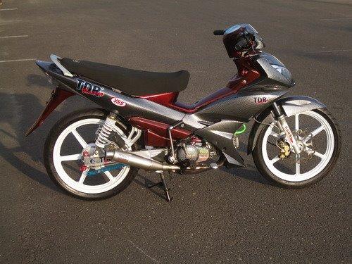 New Modification Of Motor Jupiter Z 2012