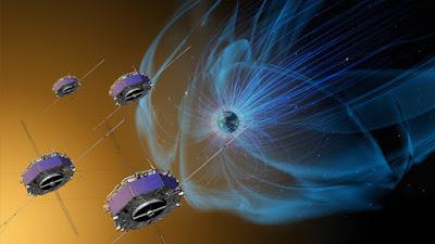 satélites observan un fenómeno terrestre